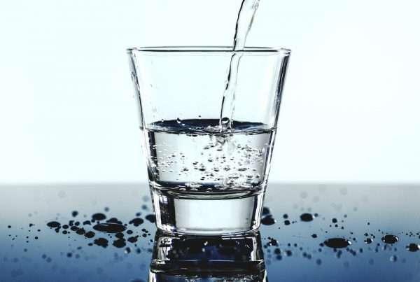 Hidratação na terceira idade